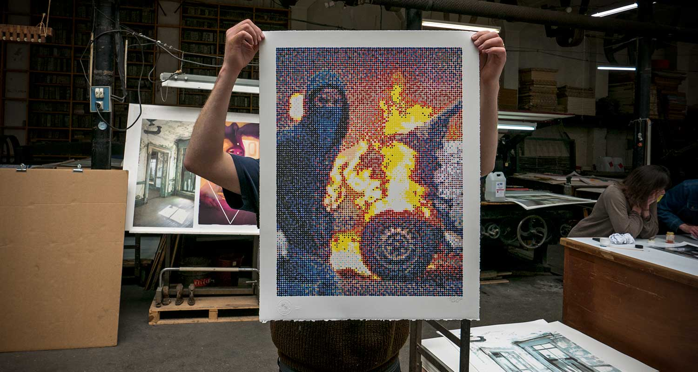Print Them All - London Print - Kan - 04