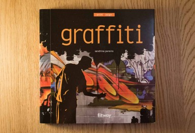 «Graffiti» book - Sandrine Peirera