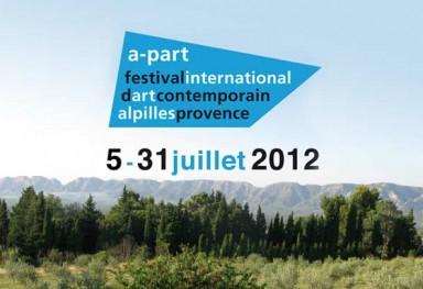 « a-part Festival » July 2012