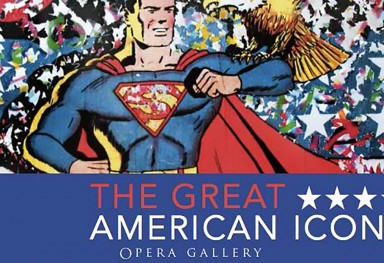 «The Great American Icons» Group Exhibition, Opera Gallery, Seoul (SOUTH KOREA)