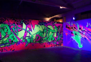 «Pull Up! Party» @ Juddy Roller Studios, Melbourne 2014