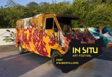 « In Situ Art Festival »<span> Fort d'Aubervilliers (FR) 2014</span>