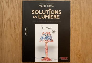 Solutions en lumière - Reporters d'espoirs - Philippe Starck - Auctions 2014