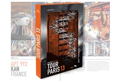 « Tour Paris 13, le livre » Book