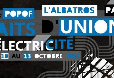 Trait d'Union #4 - L'Albatros, Montreuil 2014