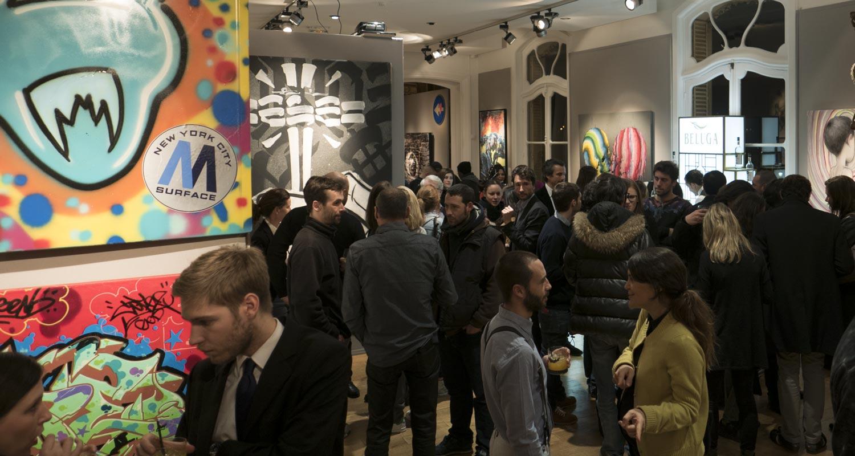 Artcurial-Urban Art-auction : Quik - Cope2 - Shaz Bojorquez - JR - Kan - Brusk - Seth