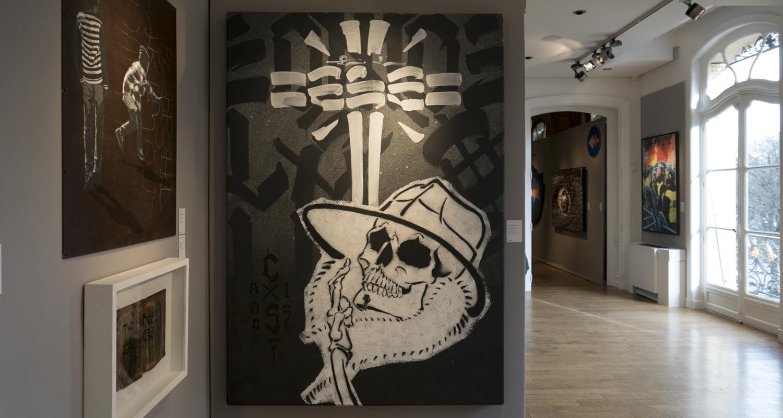 Artcurial-Urban Art-auction : Anders Gjennedstad - Rero - Chaz Bojorquez - JR - Clet - Kan