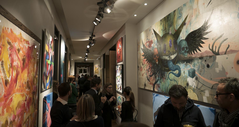 Artcurial-Urban Art-auction : Jonone - Babs - Seen - Subyone - Mist - Zeky - Jeff Soto