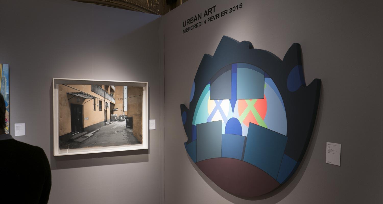 Artcurial-Urban Art-auction : Evol - Kaws