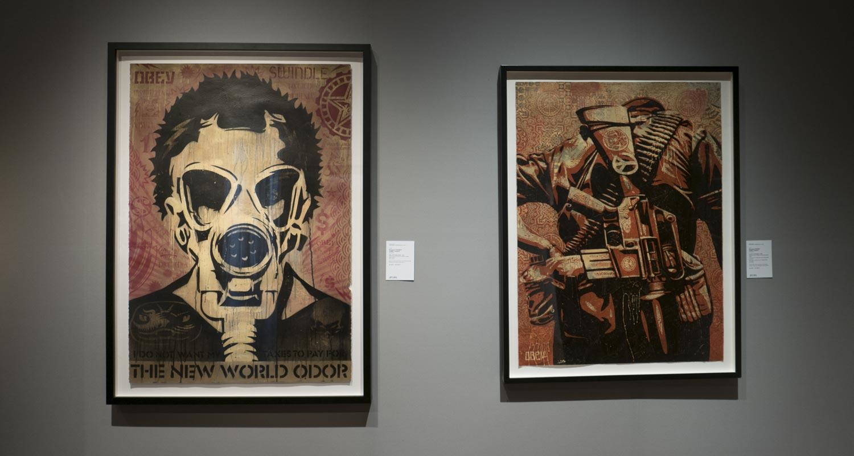 Artcurial-Urban Art-auction : Shepard Fairey