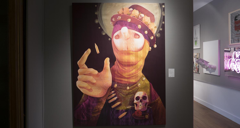 Artcurial-Urban Art-auction : Inti Castro