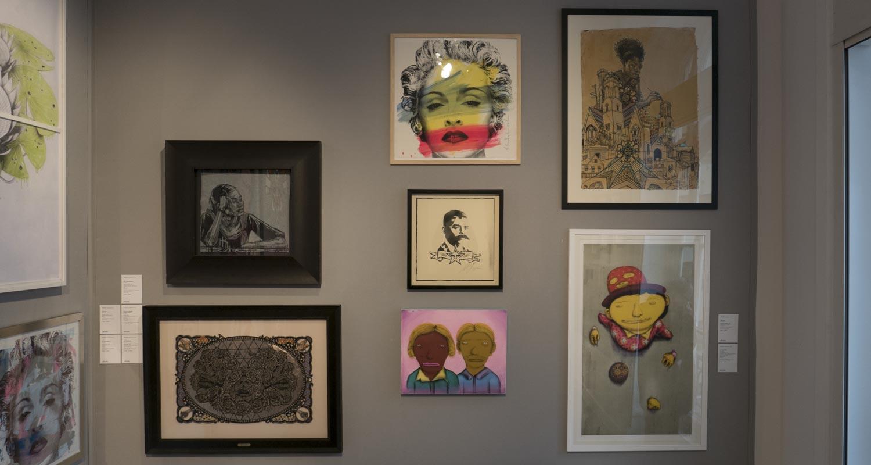 Artcurial-Urban Art-auction : Swoon - Aurel Rubbish - Mr. Brainwash - Shepard Fairey - Os Gemeos