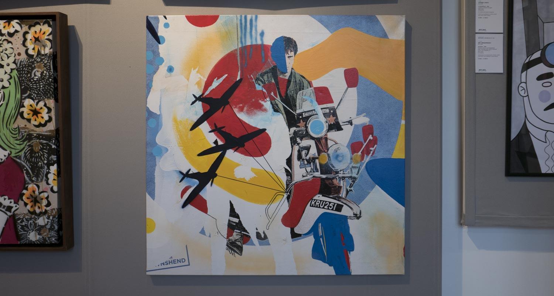 Artcurial-Urban Art-auction : RCF1