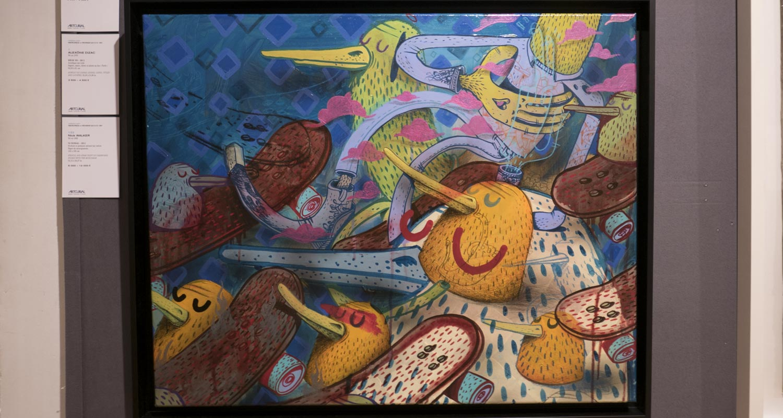 Artcurial-Urban Art-auction : Alexone