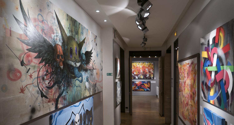 Artcurial-Urban Art-auction : Jeff Soto - Bando - Babs - Jonone - Yeemd - Mad C