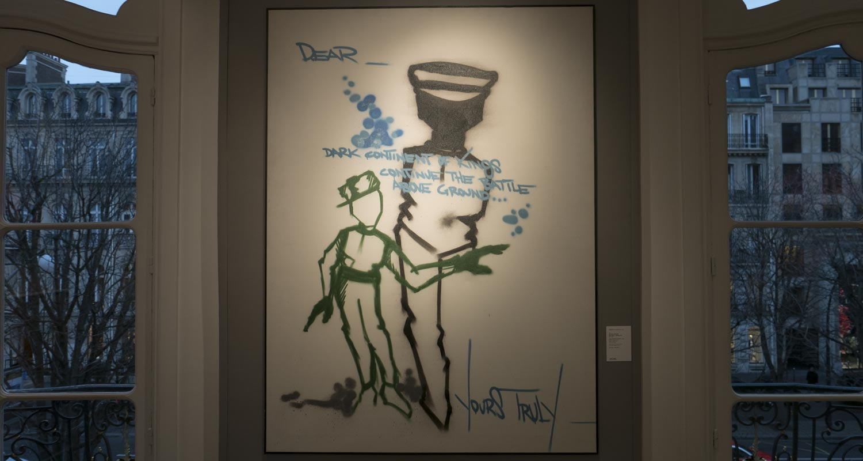 Artcurial-Urban Art-auction : Dondi