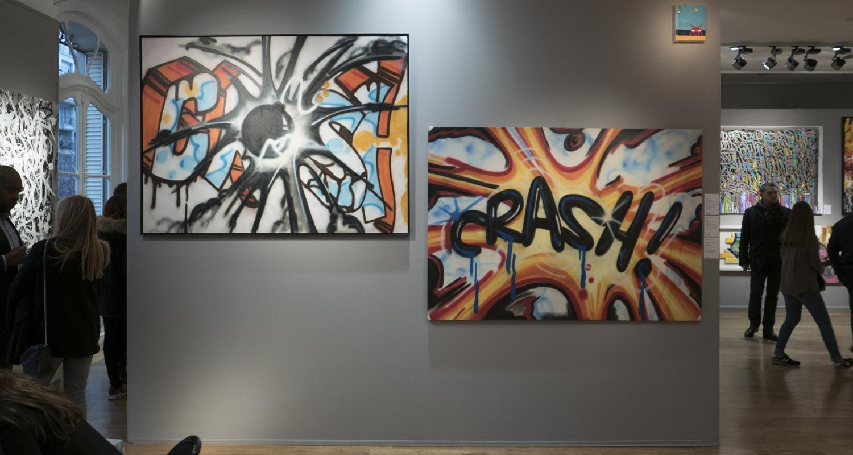 Artcurial-Urban Art-auction : Crash
