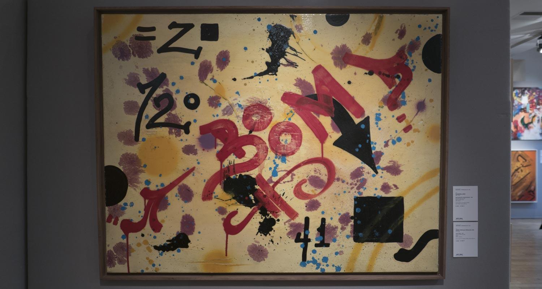 Artcurial-Urban Art-auction : Rammellzee