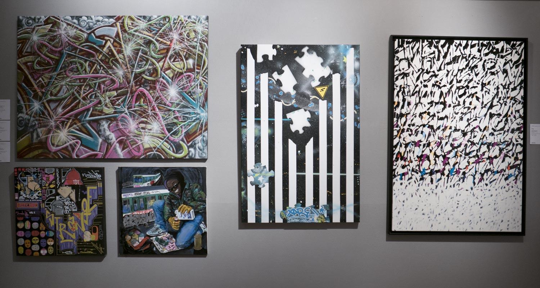 Artcurial-Urban Art-auction : Fyrze - Moze - Frez - Xare - Edwin Goodwrite