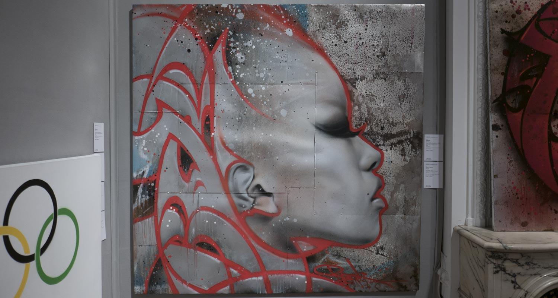 Artcurial-Urban Art-auction : Brok & Alex