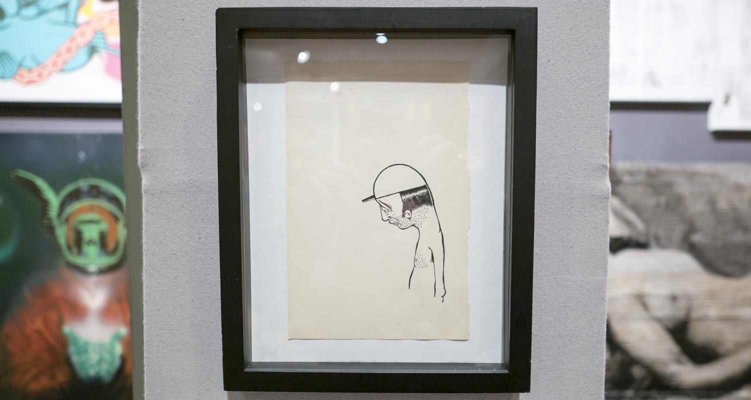 Artcurial-Urban Art-auction : Barry McGee