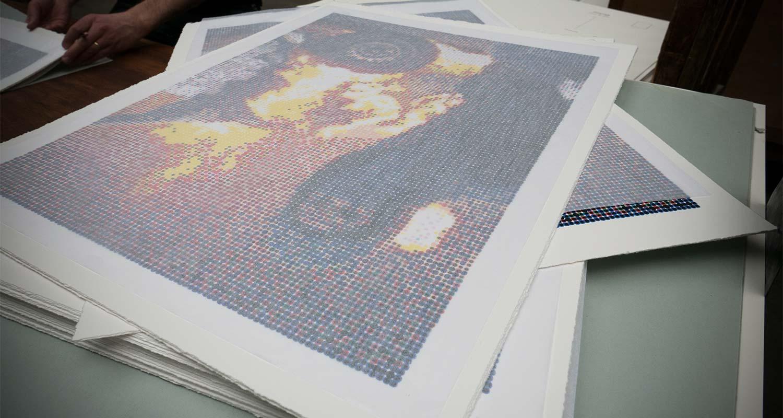 Print Them All - London Print - Kan - 01