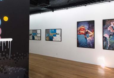 Humanity exhibition, Gris1 & Kan, Atelier des bains Geneve