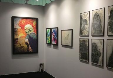 Art Up 2016 - Galerie Adrien Serien, Lille (FR)