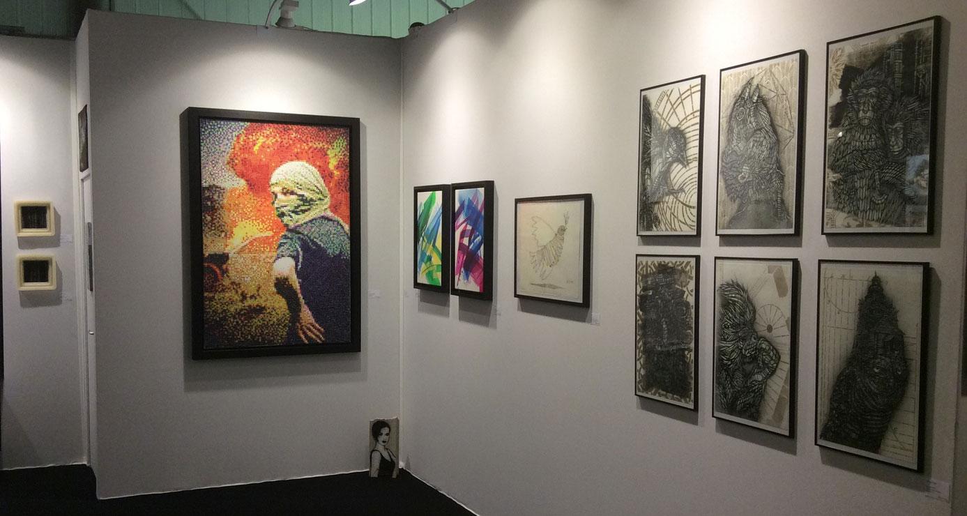 art-up-2016-art-fair-galerie-adrien-serien-kan-monkey-bird-misstic-mad-c